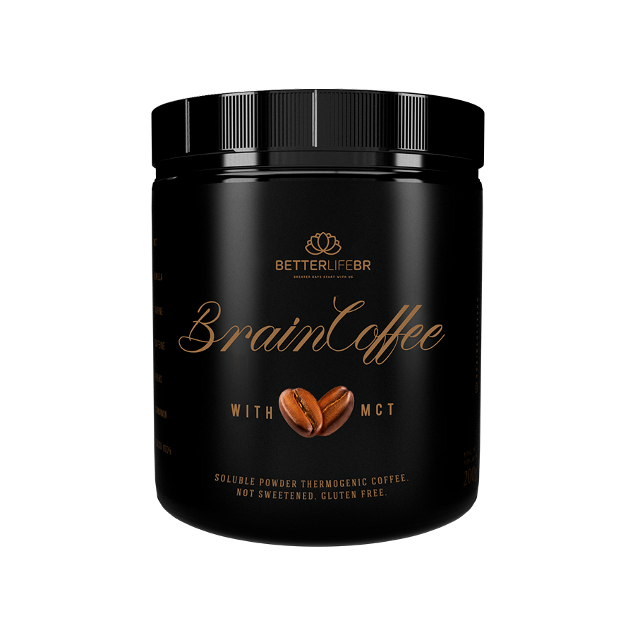 Combo MCT - Brain Coffe, Brain Coffee ICE, Bullet Cream Better Life