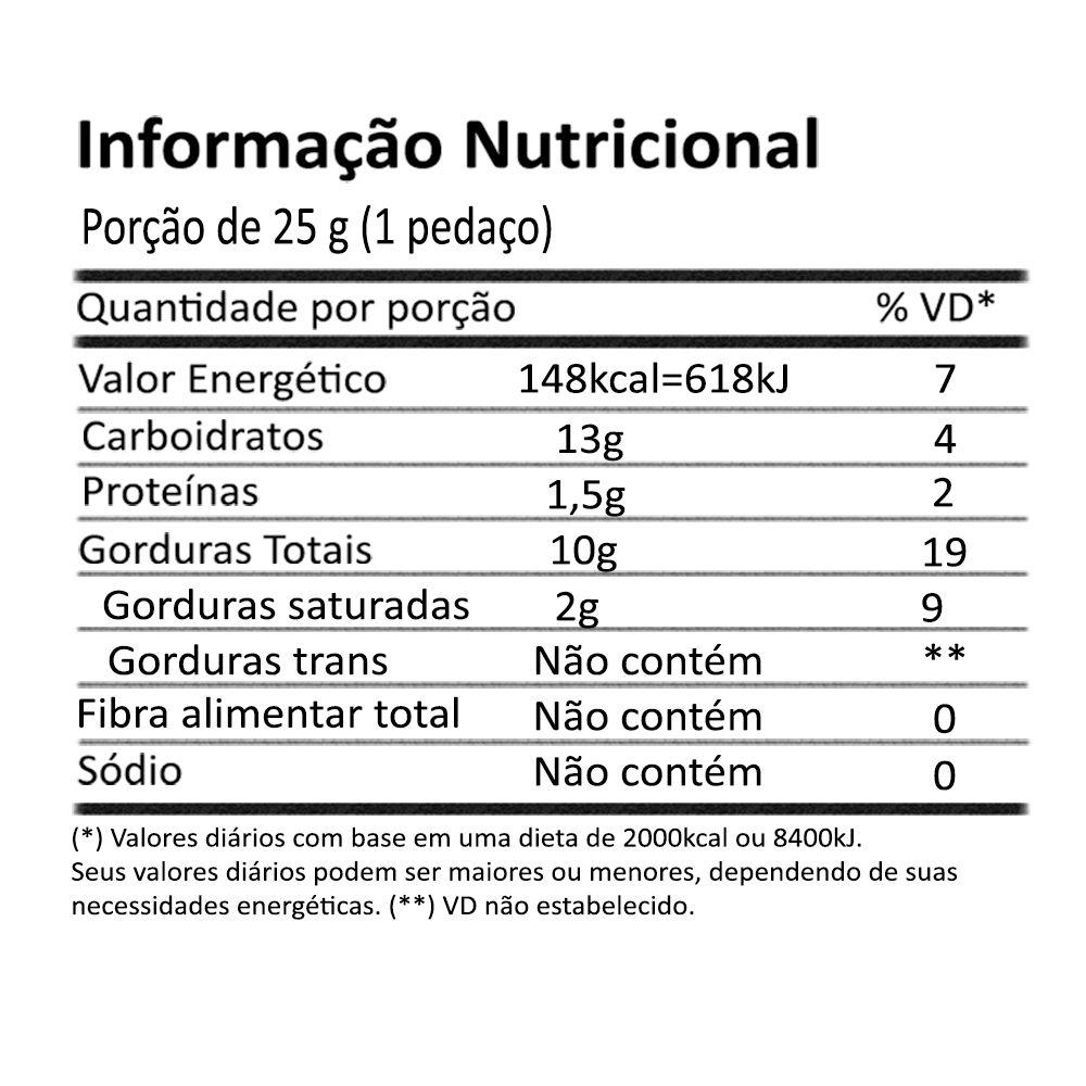 Cupulate 60% Chocolate de Cupuaçu 80g Onveg
