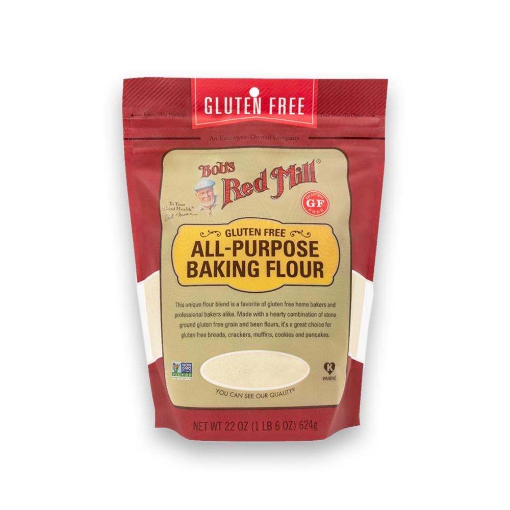 Farinha Para Todos os Propositos Sem Gluten 624g Bobs Red Mill