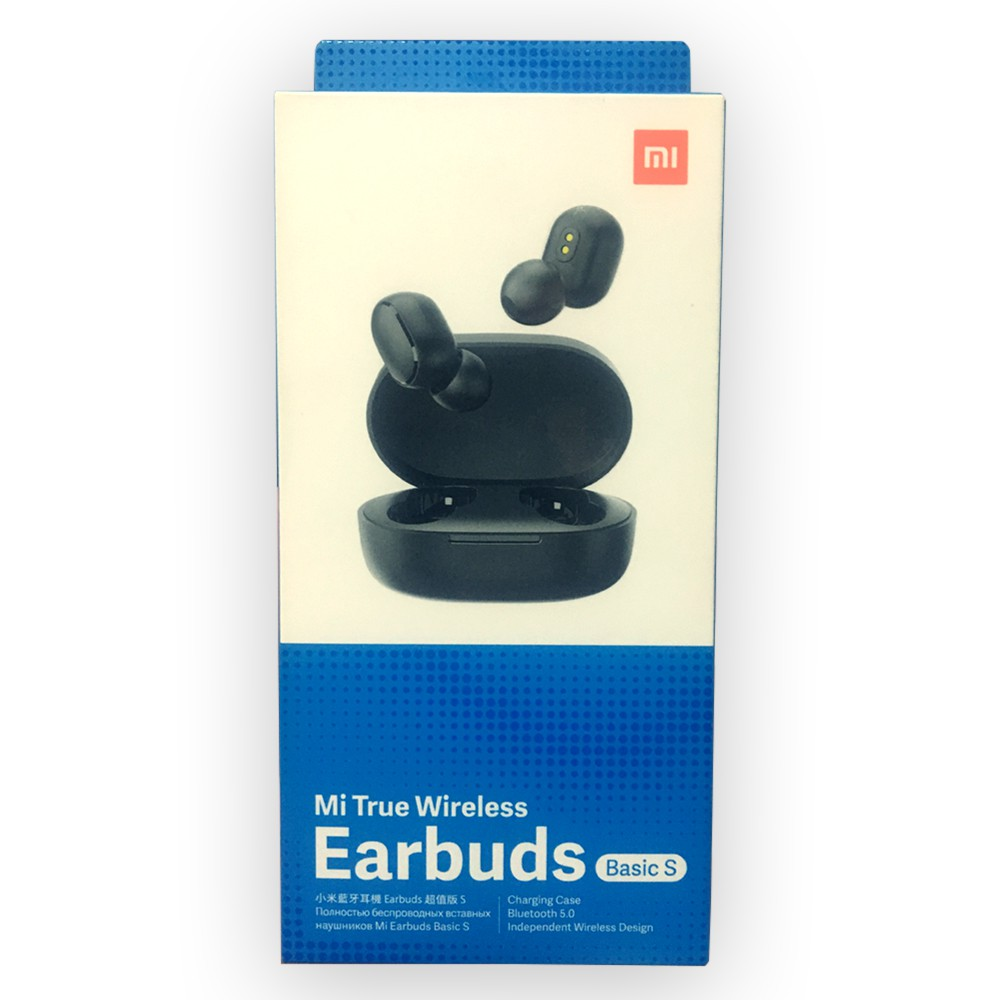 Fone Bluetooth Mi True Wireless Earbuds Basic S Xiaomi
