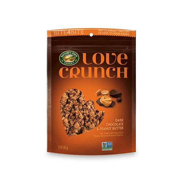 Granola Love Crunch 325g - Nature's Path