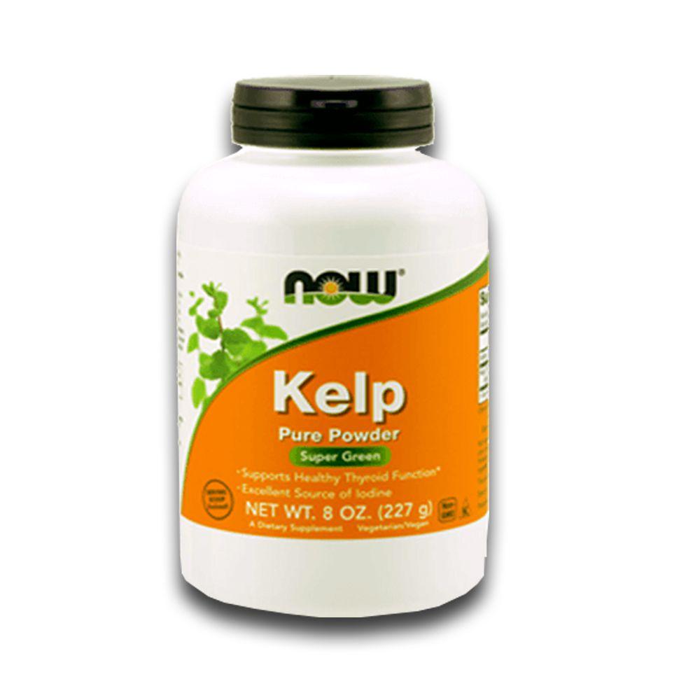 Iodo de Kelp em Pó 227g NOW