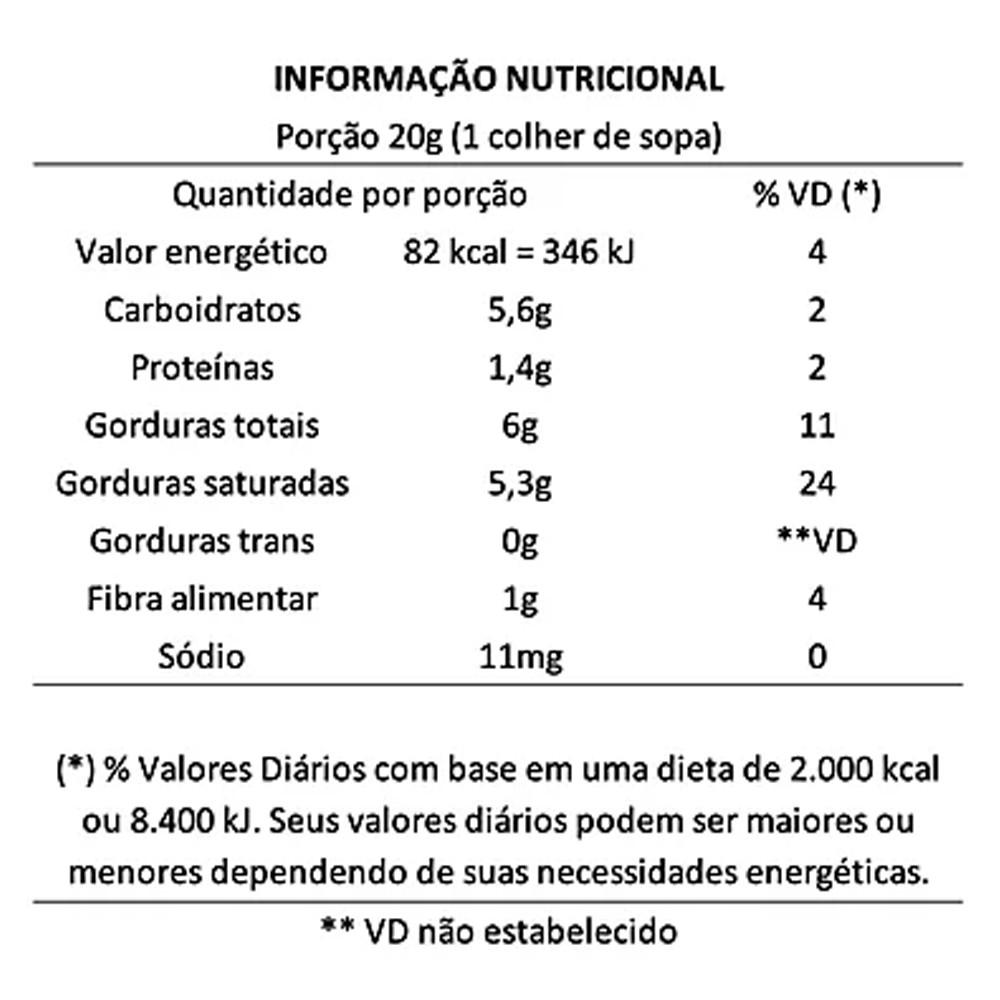 Kit Cocodensado Tradicional Brigadeiro Doce de Leite de Coco sem Açucar