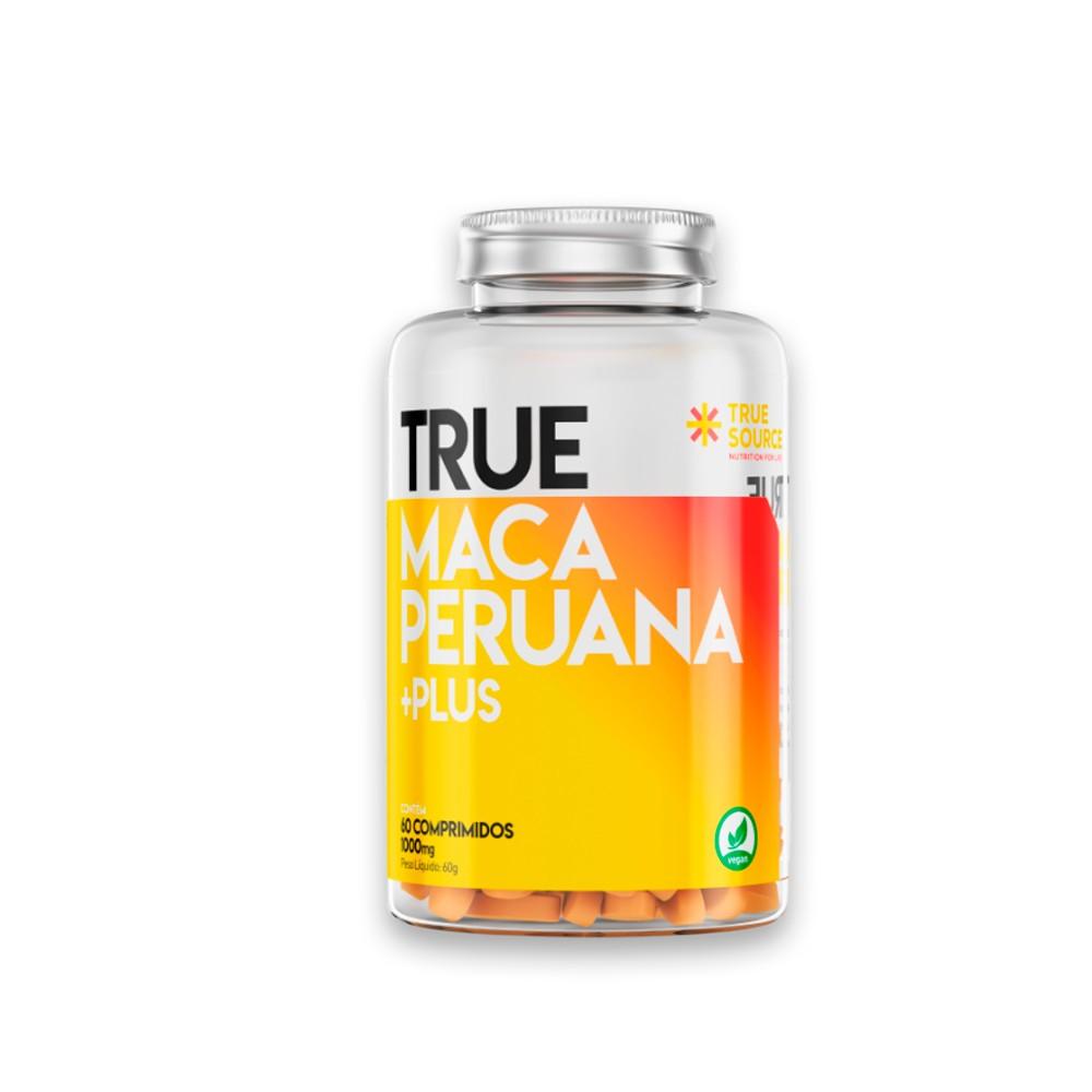 Maca Peruana Plus 60 comprimidos True Source