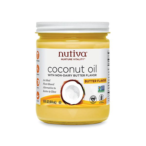 Manteiga de Coco 414ml - Nutiva
