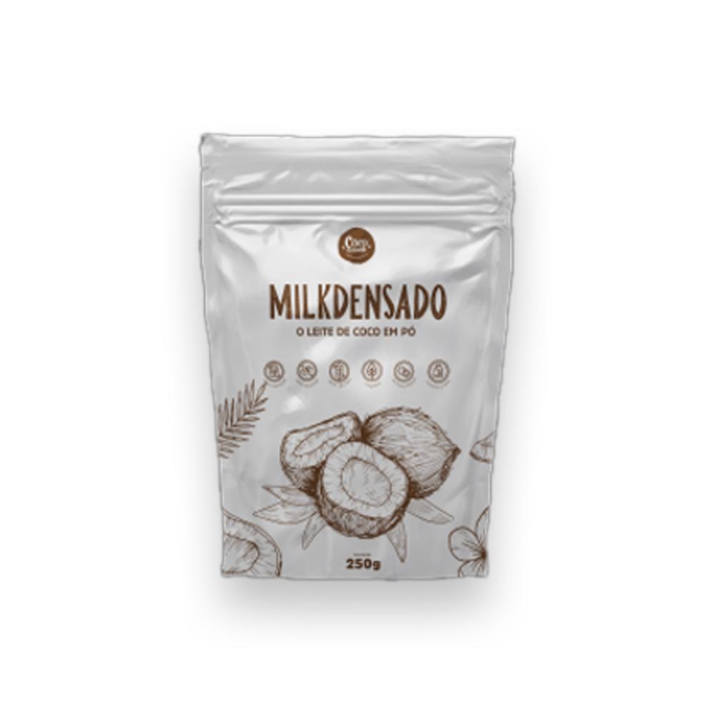 Milkdensado Leite de Coco em Pó 250g Cocodensado