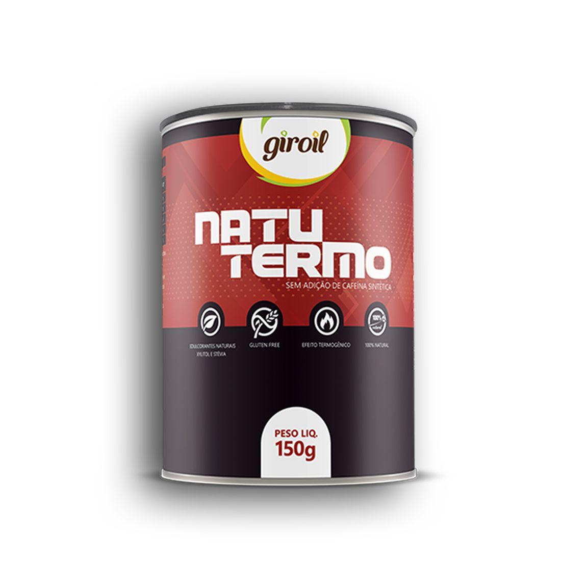 NatuTermo Termogenico 150g - Giroil