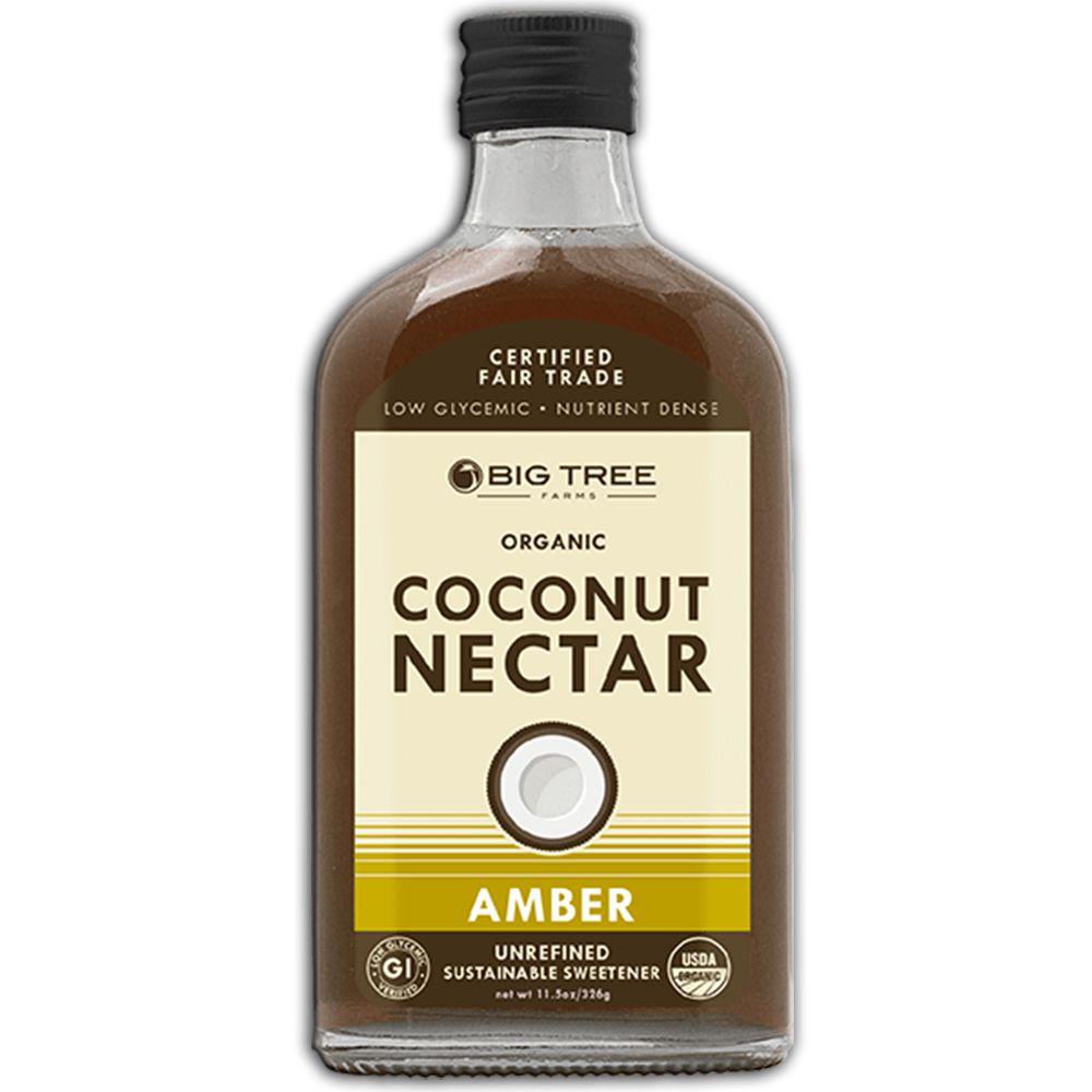 Néctar de Coco Amber 326g - Big Tree Farms
