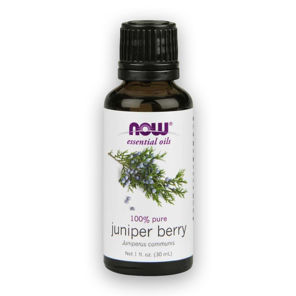 Óleo Essencial de Junipero Juniper Berry 30ml NOW