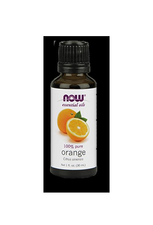 Óleo Essencial de Laranja 100% Puro 30ml Orange - NOW