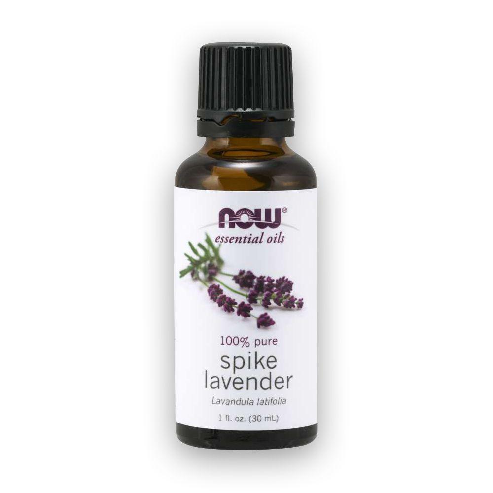 Óleo Essencial de Lavanda Spike Lavender 30ml NOW
