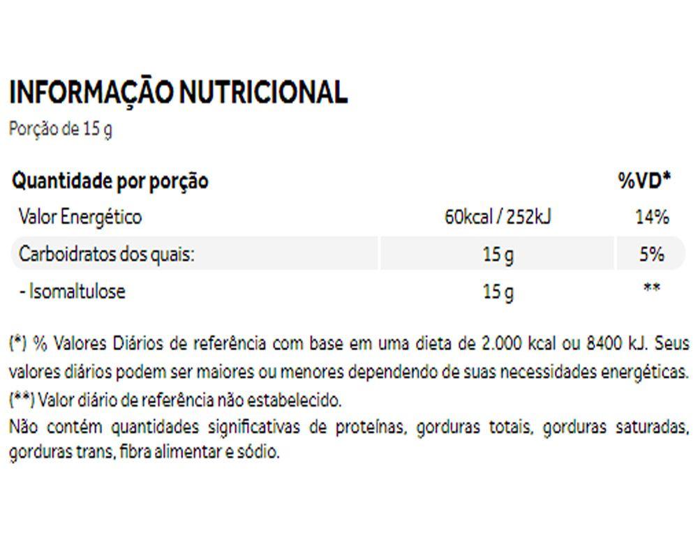 Palatinose Adoçante Natural Pré Treino 300g - Puravida