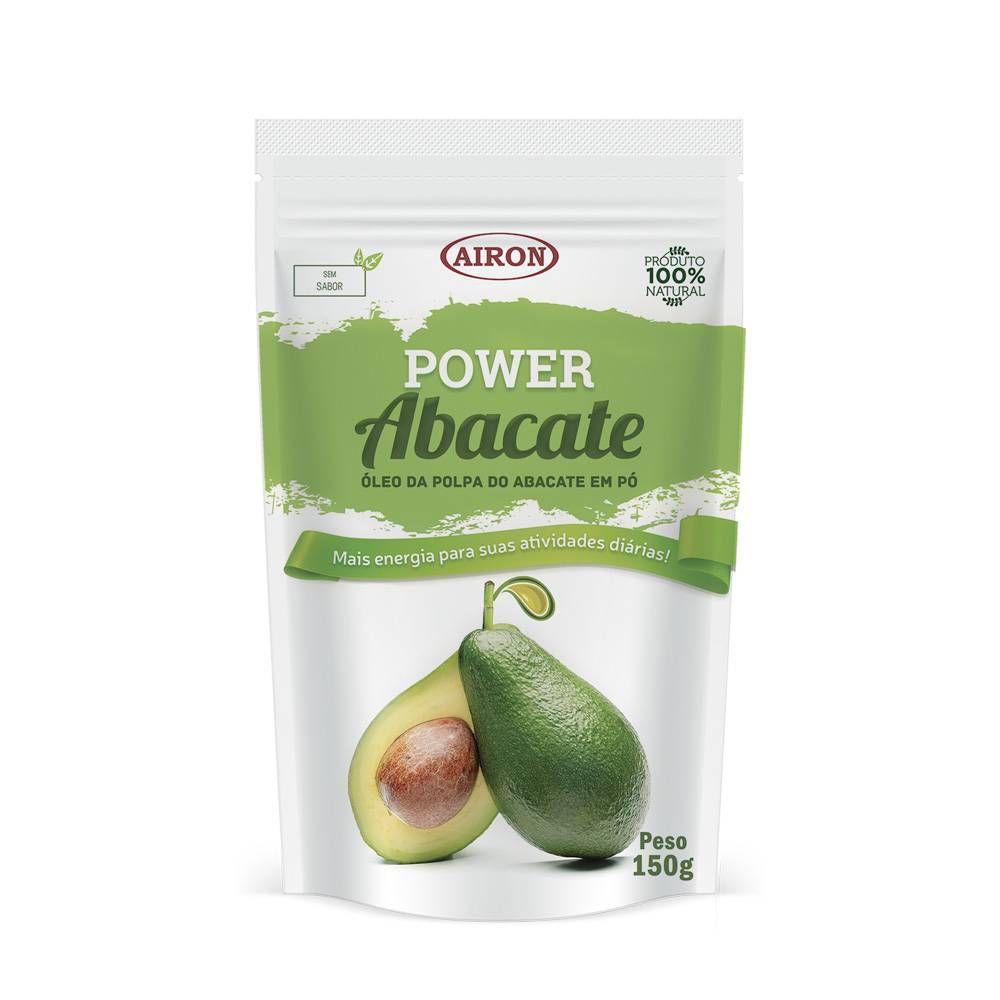 Power Abacate Óleo da Polpa de Abacate em Pó 150g - Airon