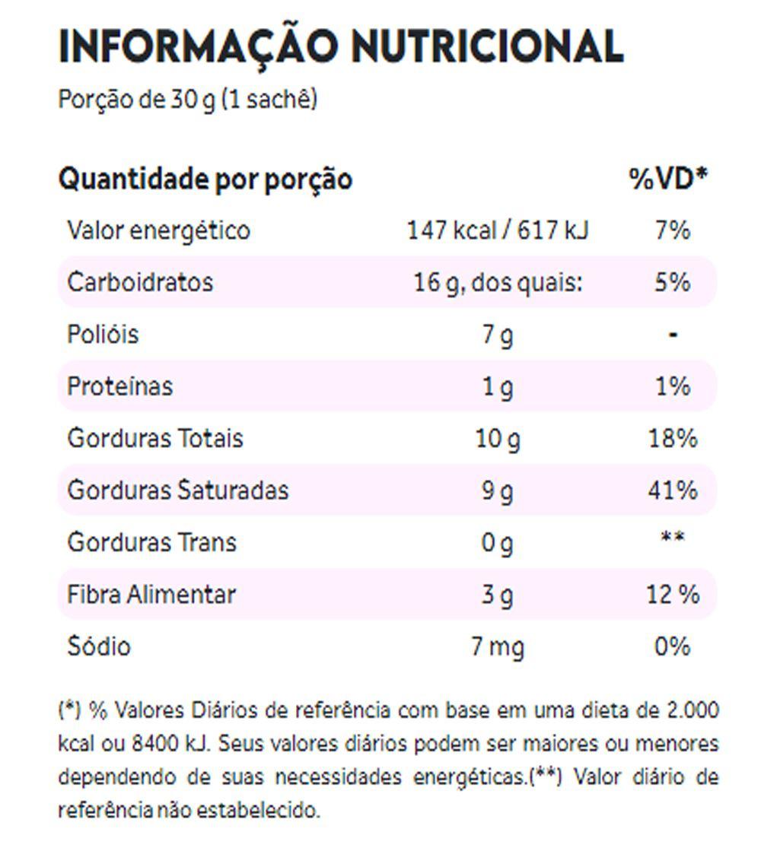 Probiogurt Frutas Vermelhas 3 Saches de 30g Probióticos Puravida