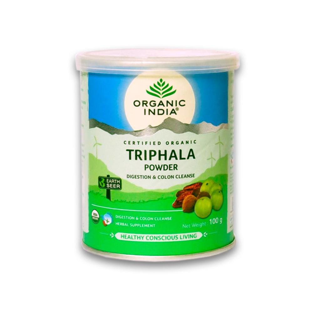 Triphala Powder 100g Organic India