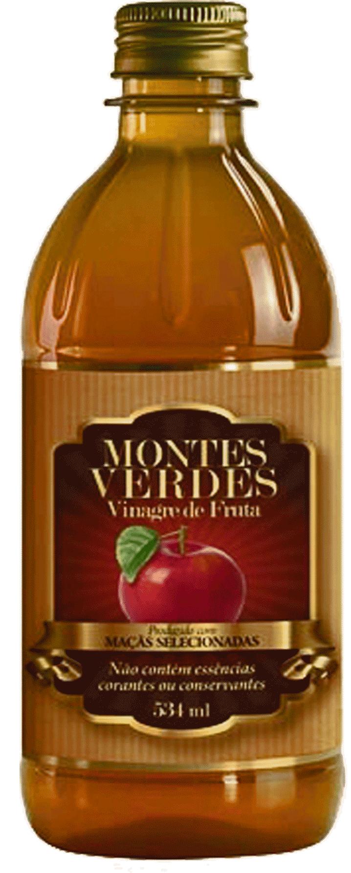 Vinagre de Maçã 534ml - Montes Verdes