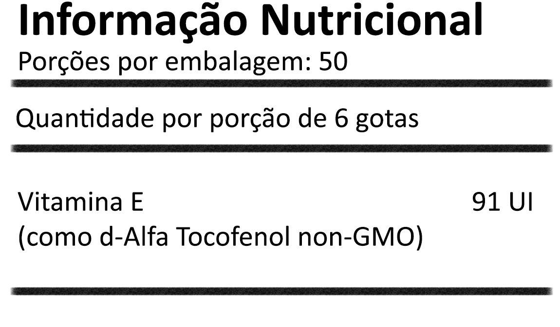 Vitamina E Líquida 30ml Now