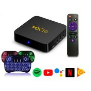Box Android 9.1 Smartv  - Tv 4K  - 64gb e 4gb Ram + Controle