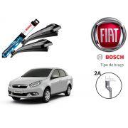 Jogo Palheta Dianteira Bosch Fiat Grand Siena 2012 2019