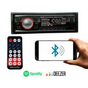 Radio Automotivo Bluetooth Usb Com Controle
