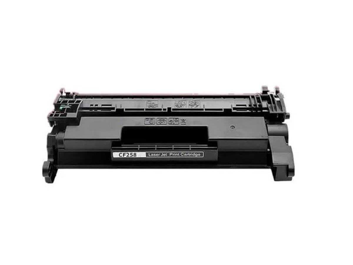 Toner Compatível Com Hp Cf258A 58A   M428Fdw M404Dw M428Dw M404N   Sem Chip 3K