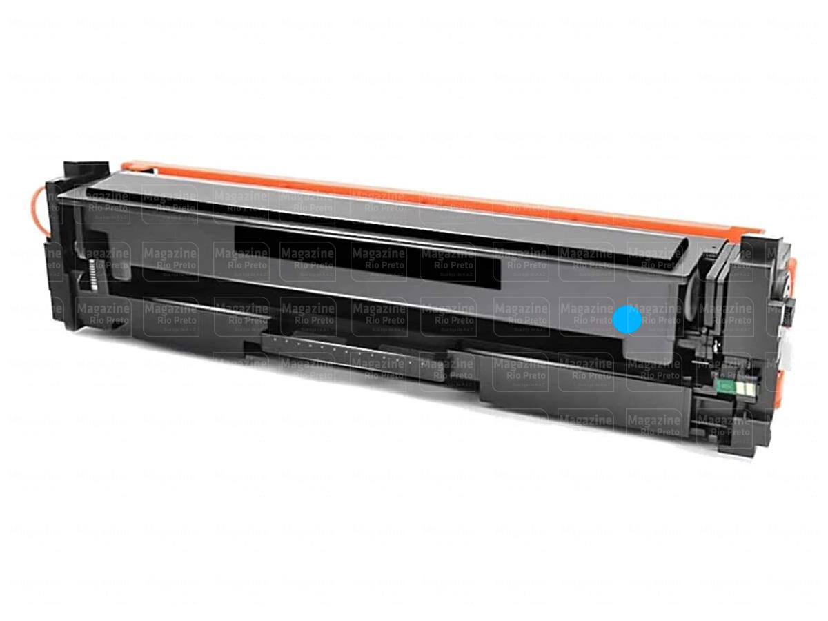 Toner Compatível Com Hp 204A 205A Cf511A Cf531A Cyan | M154 M180 M181 154A 154Nw 180N 180Nw 181Fw