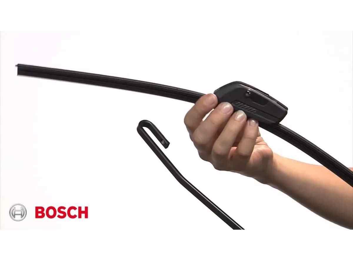 Jogo Palheta Dianteira Bosch Fiat Strada 2014 a 2019