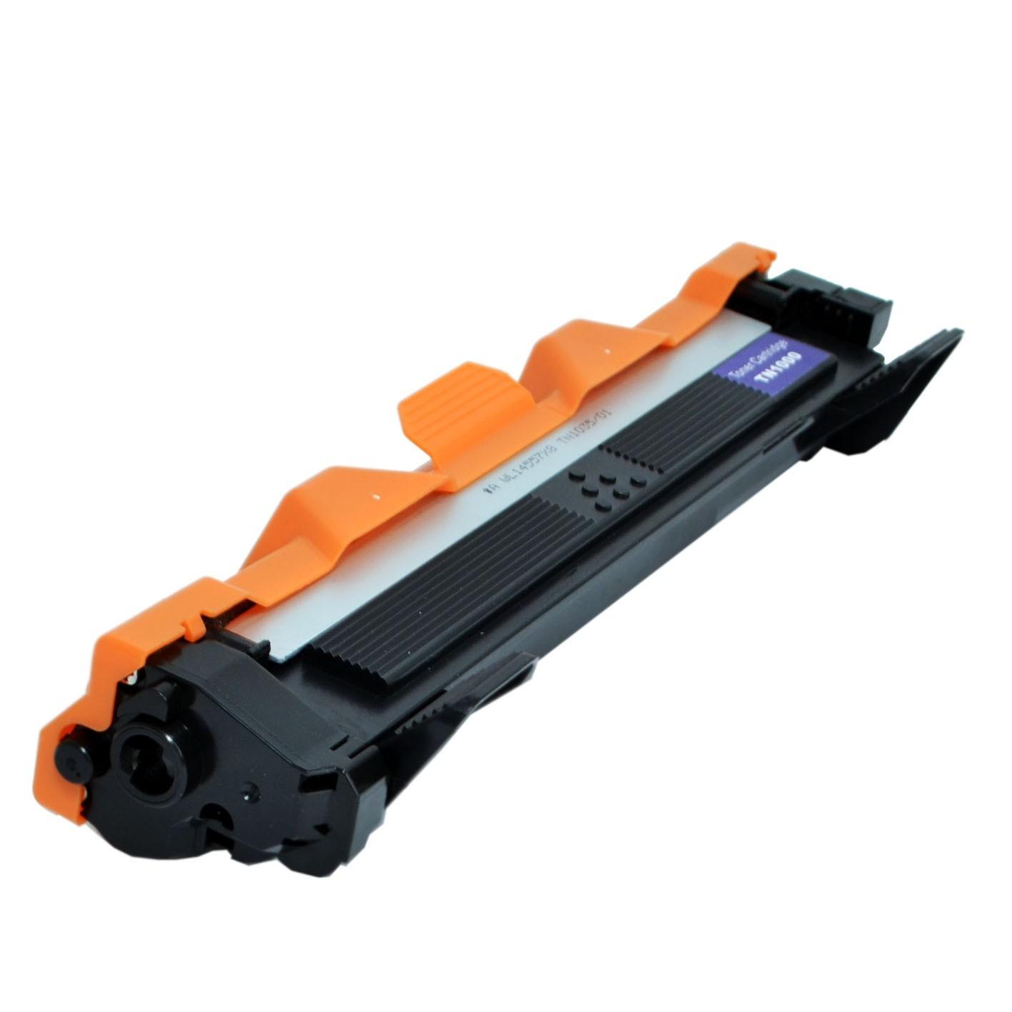 KIT 2 TONER COMPATÍVEL COM BROTHER TN1060 | DCP1602 DCP1512 DCP1617NW HL1112 HL1202 HL1212W