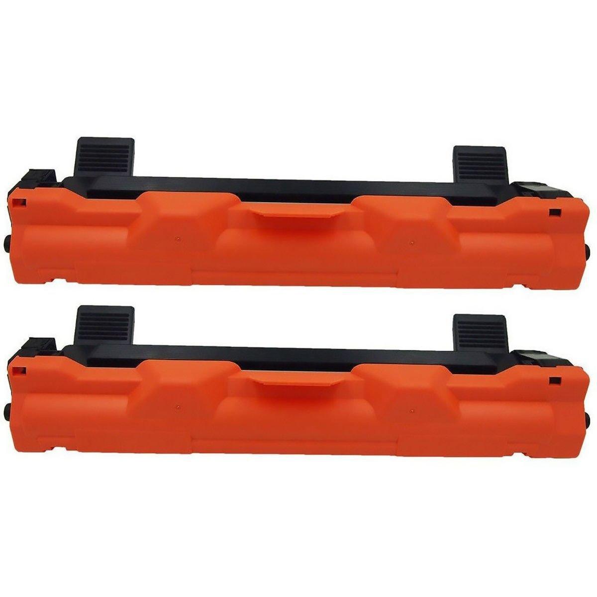 Kit 2 Toner Compatível TN1060 1060 | DCP1602 DCP1512 DCP1617NW HL1112 HL1202 HL1212W