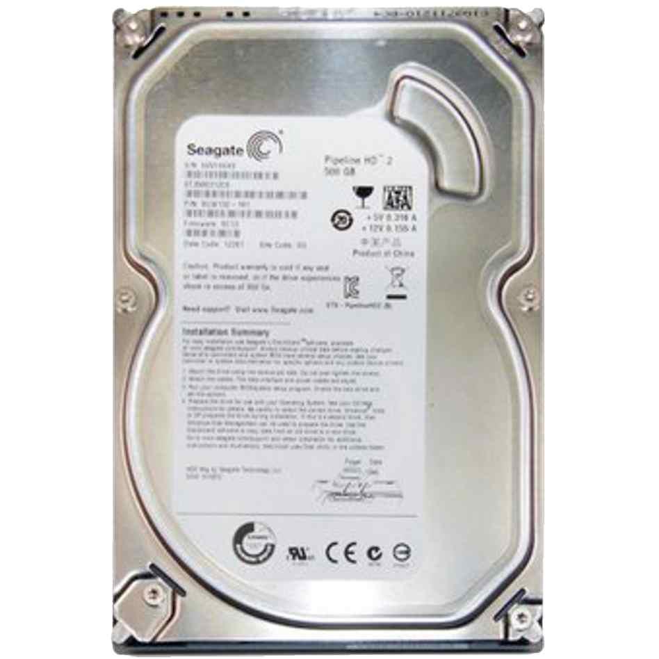 Kit Dvr 4ch 5x1 Newprotec Full Hd NP6504 com Hd 500gb e Fonte 5A