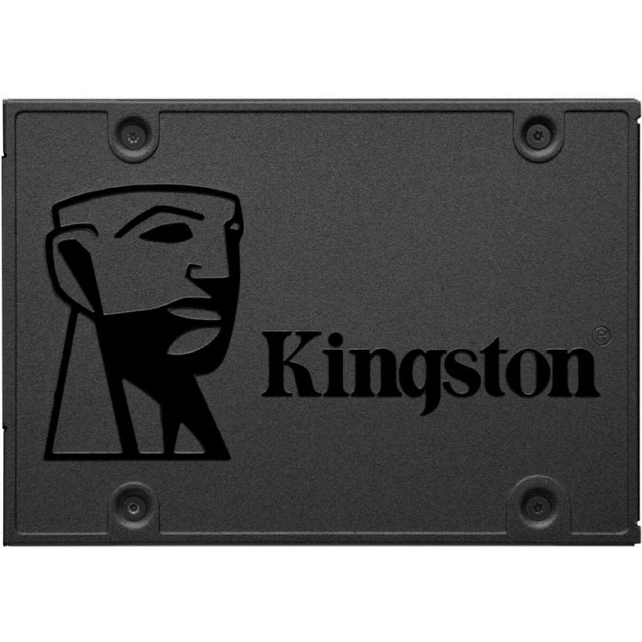 SSD Kingston A400, 480GB, SATA, Leitura 500MB/s, Gravação 450MB/s - SA400S37/480GB