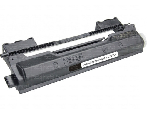 Toner Compatível com CF233A 33A | M106 M134 M106W M134A M134FN 106W 134A 134FN 2.3k