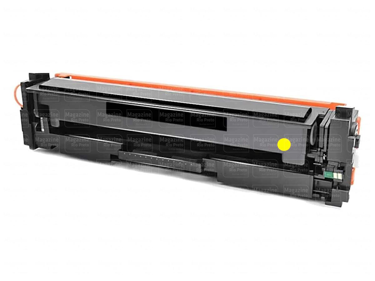 Toner Compatível Com Hp 204A 205A Cf512A Cf532A Yellow | M154 M180 M181 154A 154Nw 180N 180Nw 181Fw