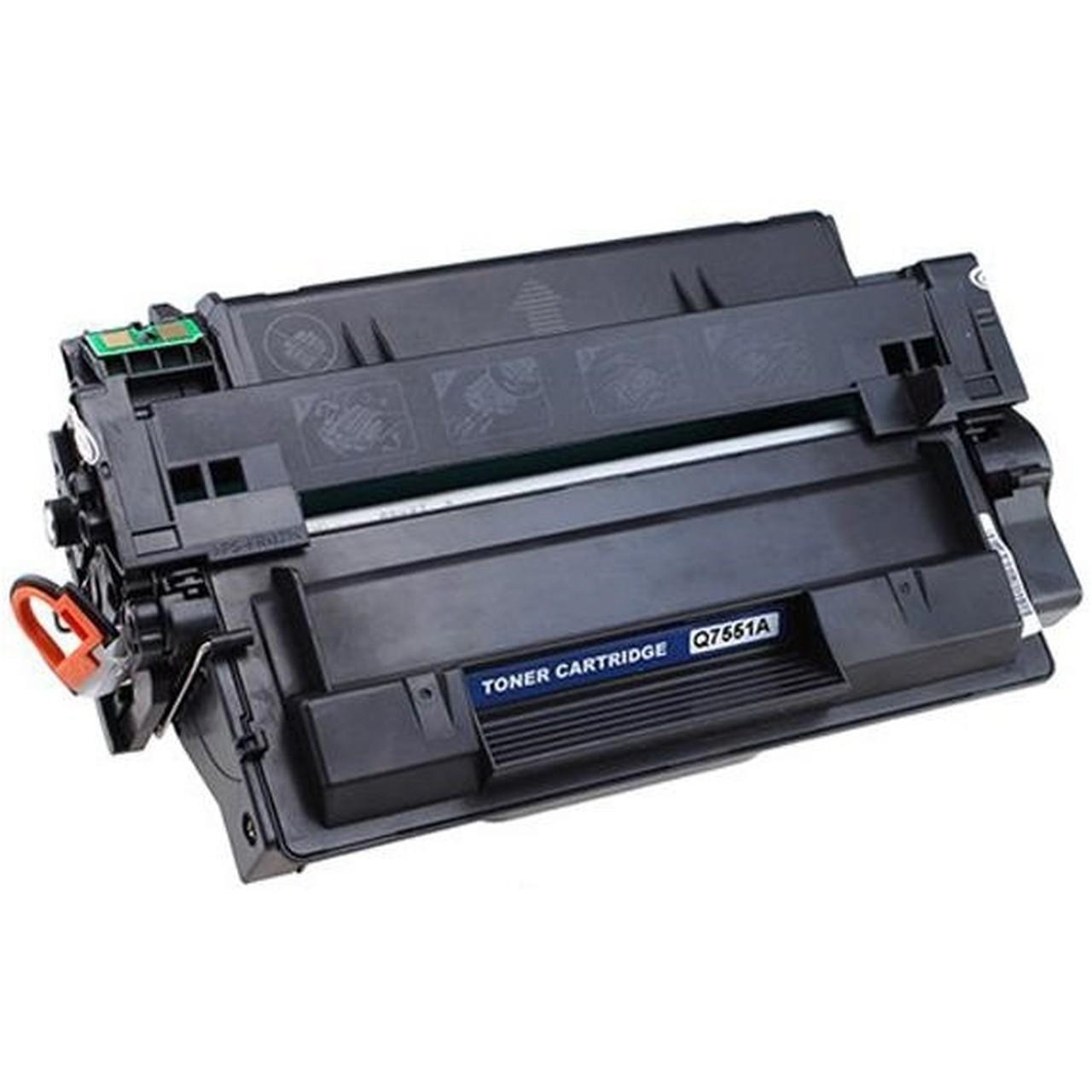 Toner Compatível com Q7551A 7551A 51A | P3005 P3005DN P3005D P3005N M3035MFP M3027MFP 6k