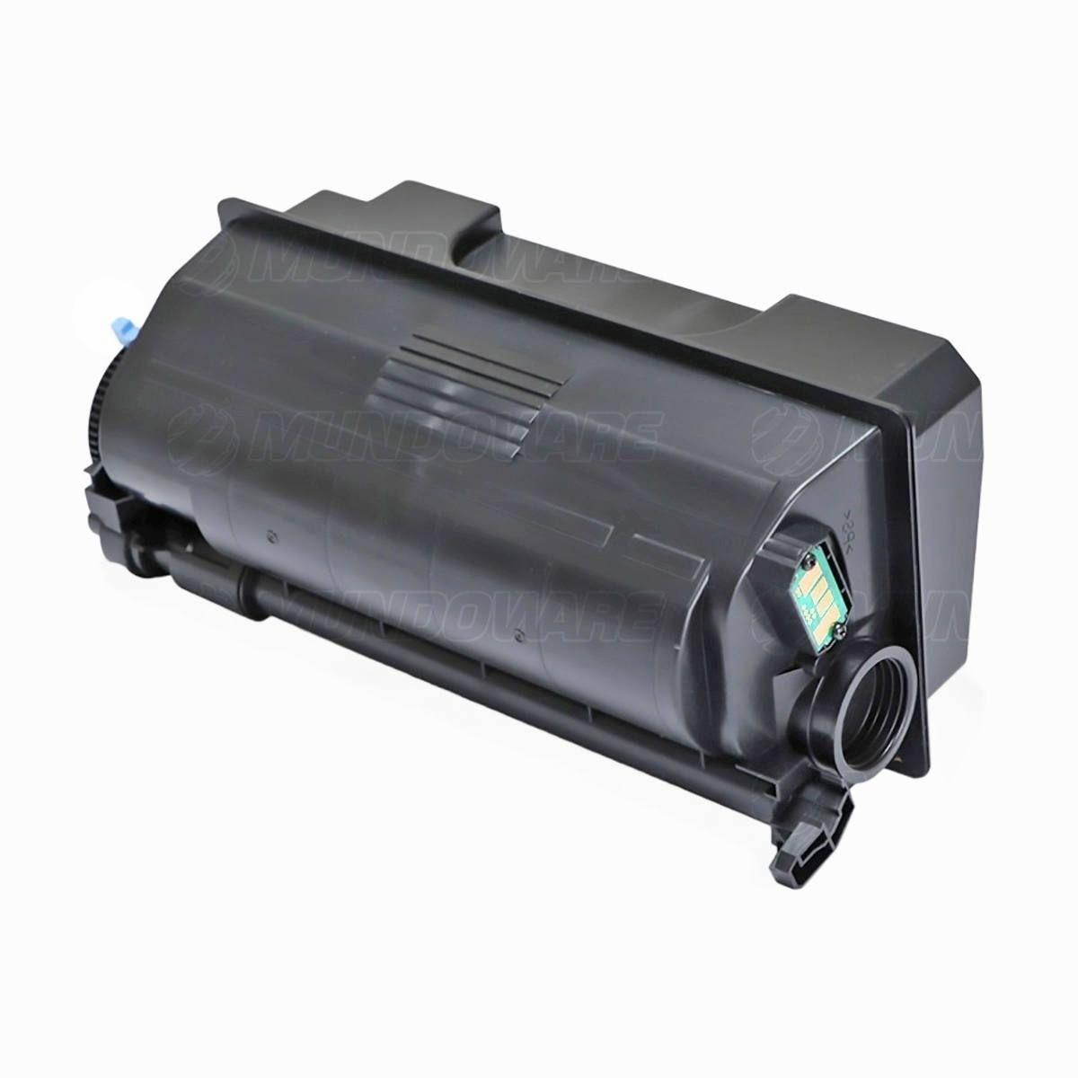 Toner Compatível com TK-3122 3122 | FS4200 FS-4200DN M-3550IDN | Com Chip | Com Reservatório 21k