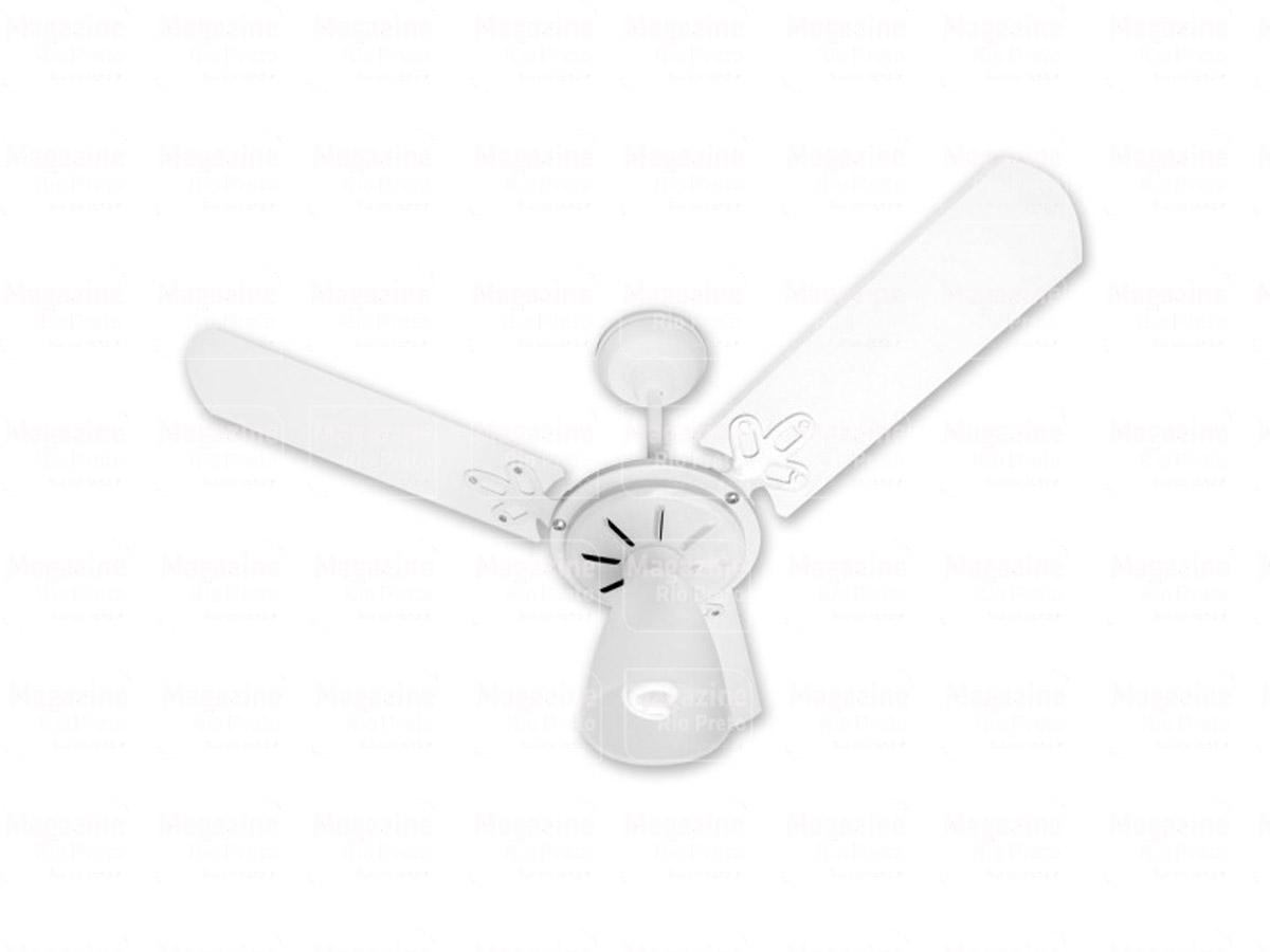 Ventilador de Teto 3 Pás Arge Branco 110/127v