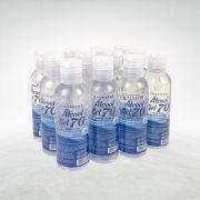 Álcool em Gel Rosental 110g 12 Unidades
