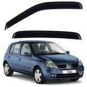 Calha TG Poli Clio Hatch/Sedan 00/16 04P