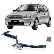 Engate Reboque Corsa Hatch S/ Gancho 1.4 05/11 N Fura- 400KG (Com Fixação)