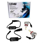 KIT LAMPADA SUPER LED H7 BI 6000K 32W 22