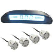 Sensor de Ré 18.5mm 8 Pontos com Display de Led