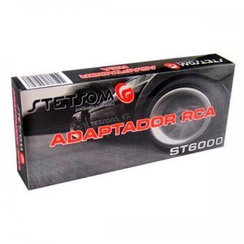 Adaptador Stetsom RCA para Saída CD Player
