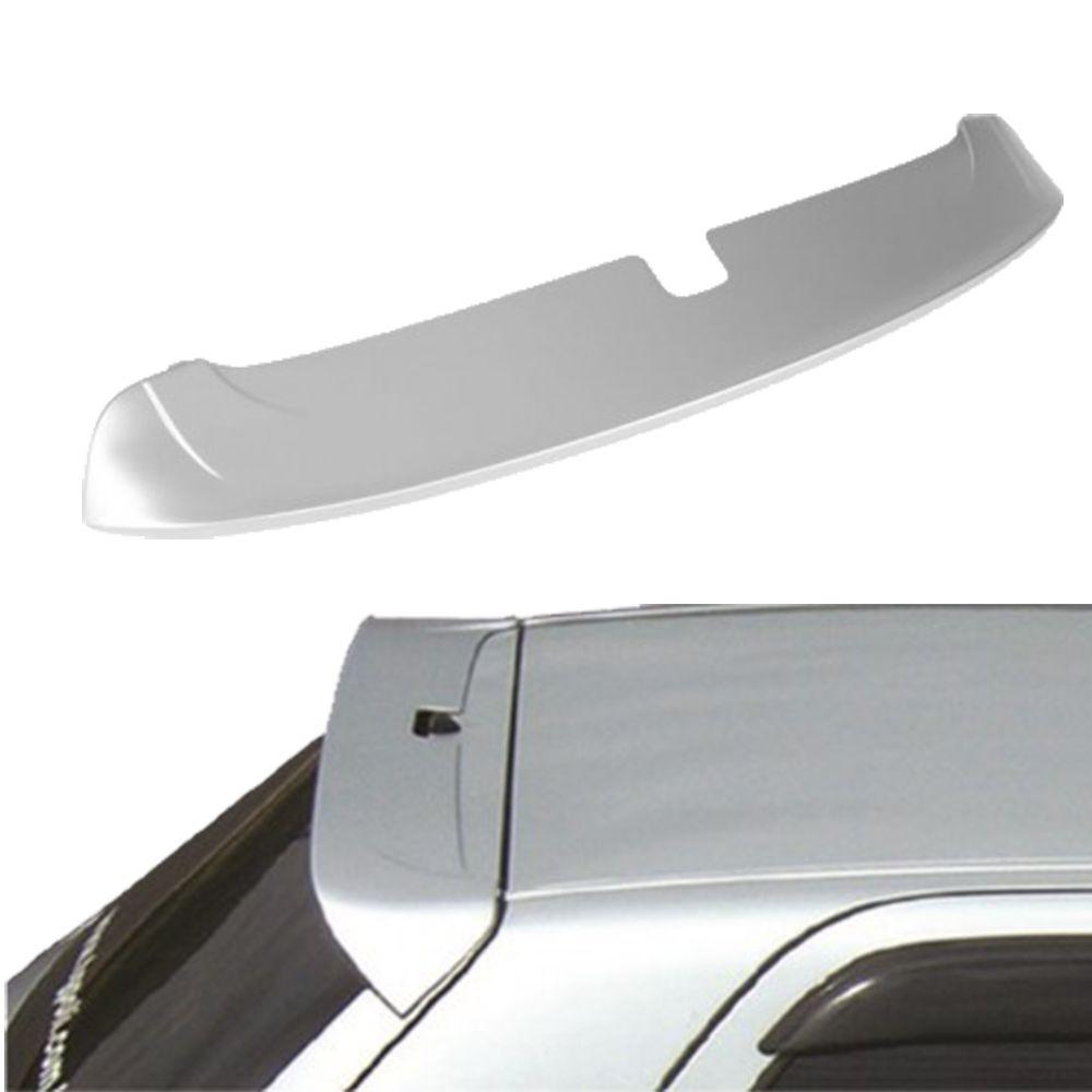 Aerofólio TG Poli Palio 04/16 Sem Leds Prata Aluminium