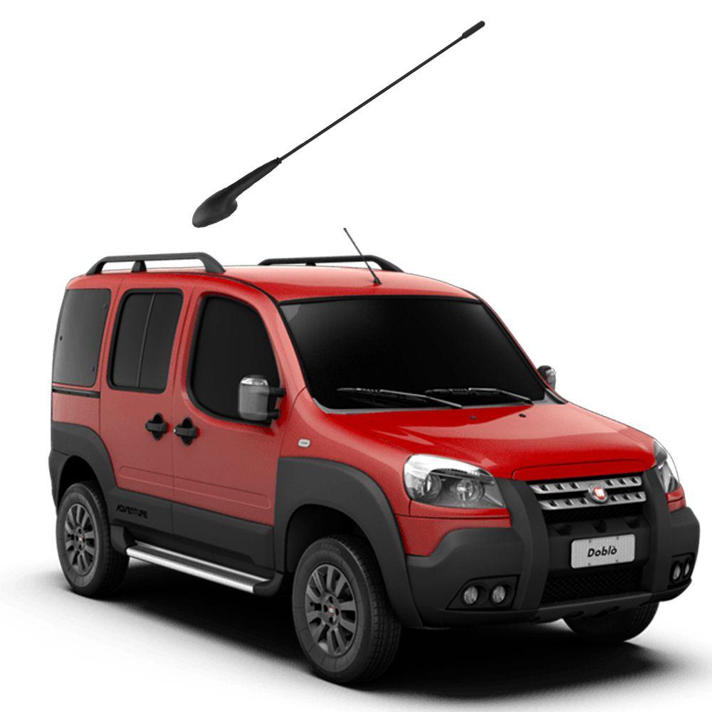 Antena Teto Dianteira 25° - Fiat