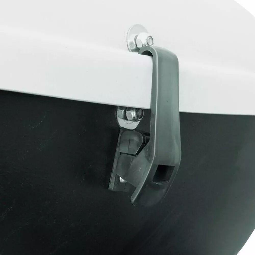 Bagageiro Maleiro de Teto Jetbag Conquest 370 Litros 50kg Cz