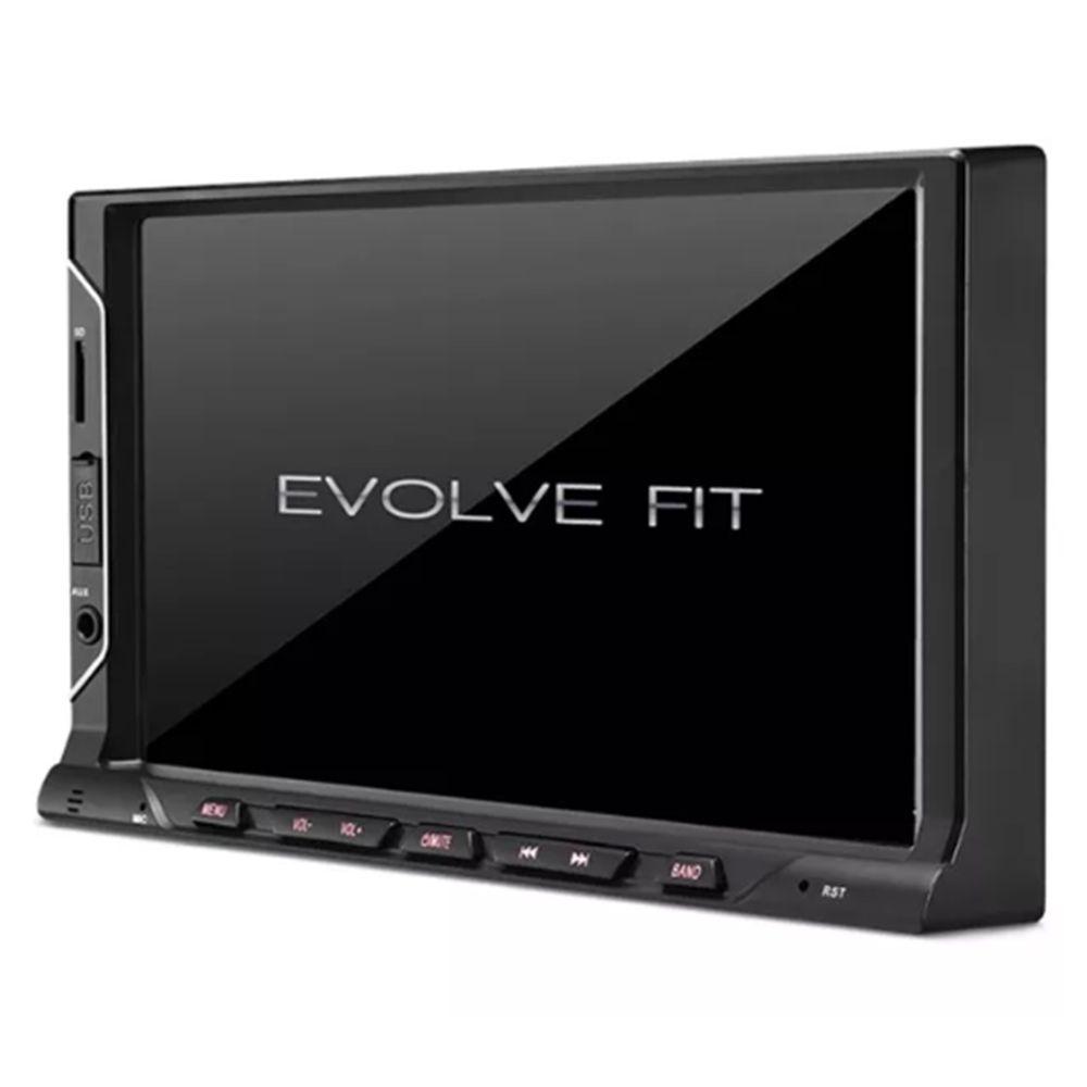 "Central Multimídia Multilaser Evolve Fit 7"""" Bluetooth"