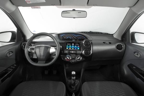 Central Multimídia Smartmedia Toyota Etios Corolla Hilux