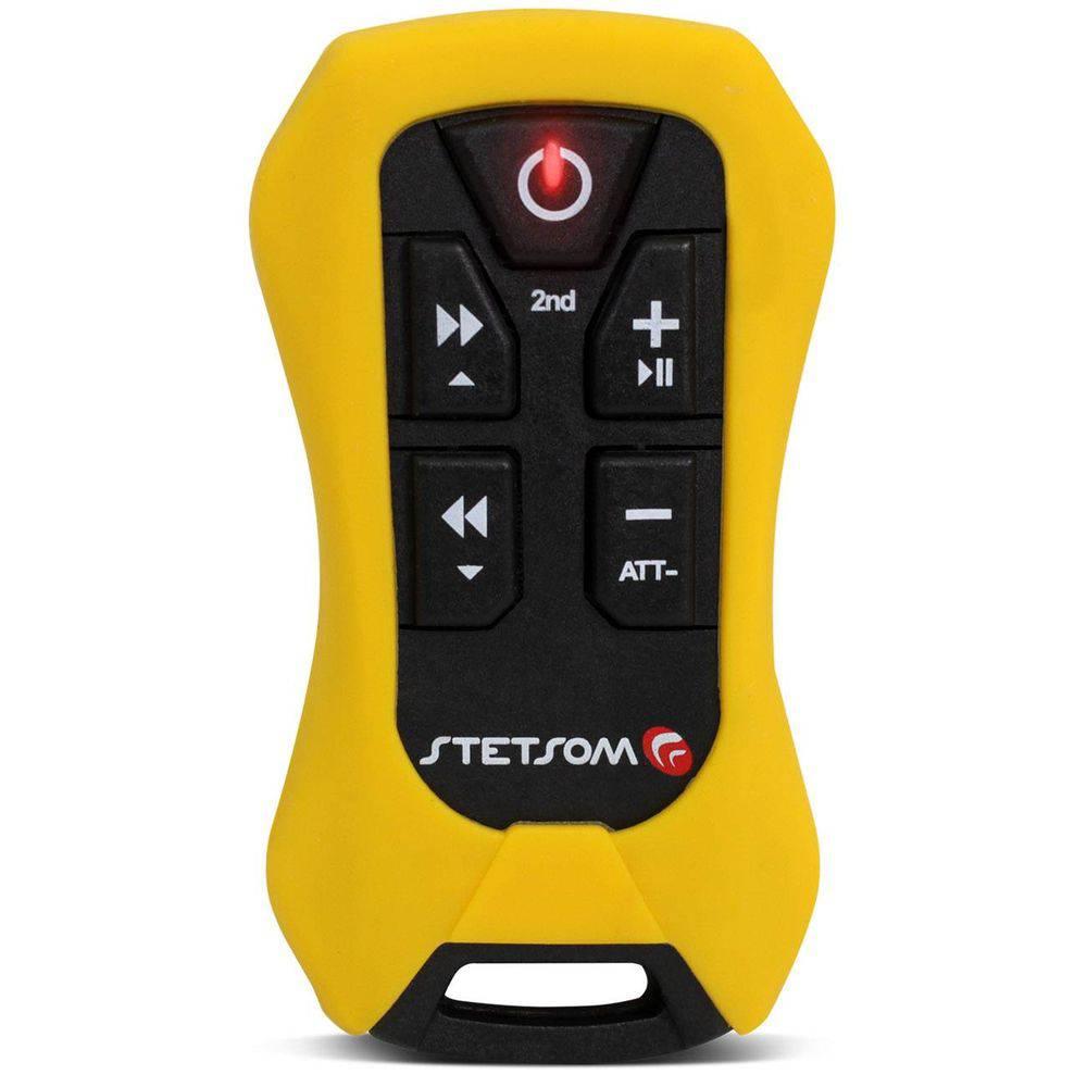 Controle Stetsom Univ. Longa Distância SX4 8F 200M Amarelo