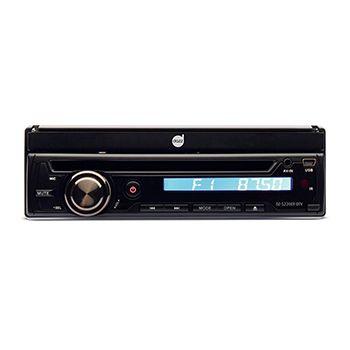 DVD Player Dazz 7 Pol Tv BT Retratil