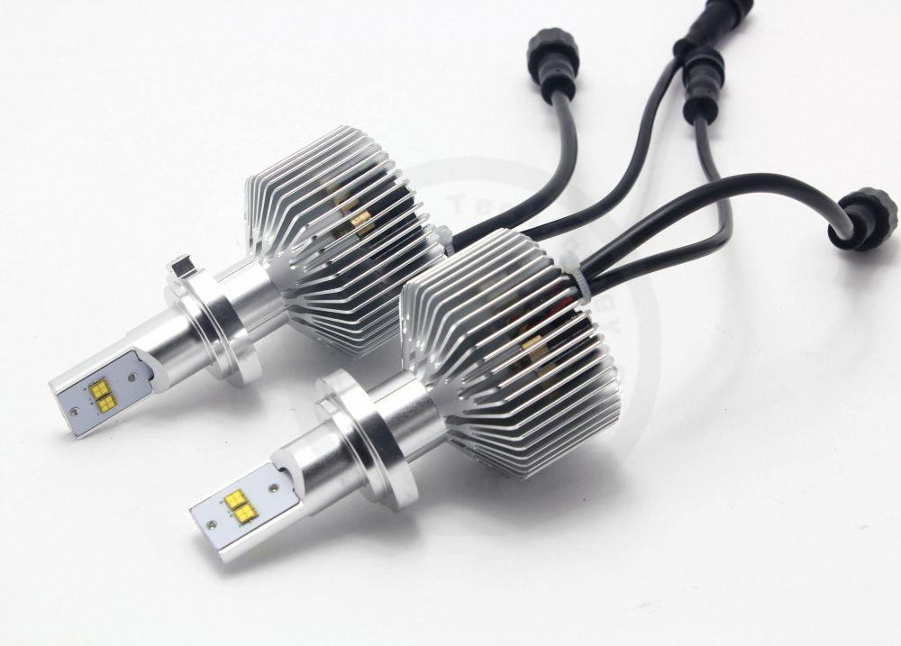 Kit Lampadas Led Automotiva HB4 9006 32W 2200 Farol Milha